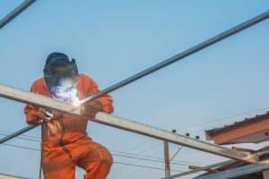 עבודות ברזל במסגריה