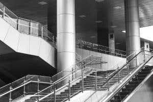 מדרגות פנים מעוצבות