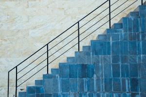 מדרגות ברזל מעוצבות